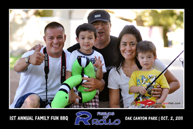 Post image for Friends of Rollo 1st Annual Family Fun Benefit BBQ!