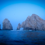 Quick stop to snap some photos at the famous Lover's Cove in Cabo San Lucas